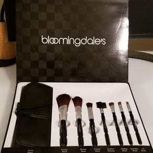 #6 New Natural Brushes in Box 8 pcs Bloomingdale's
